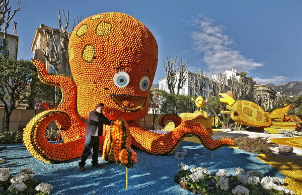 Фестиваль Fete du Citron