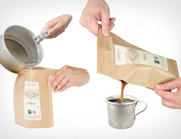 Подарок связанный с кофе