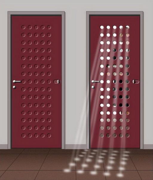 Воздушная дверь