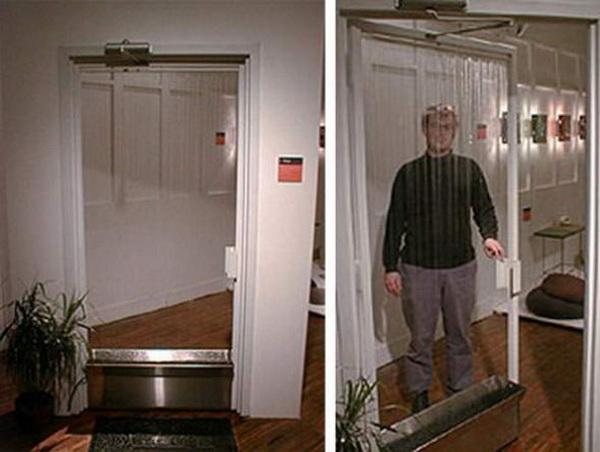 Обзор самых необычных дверей