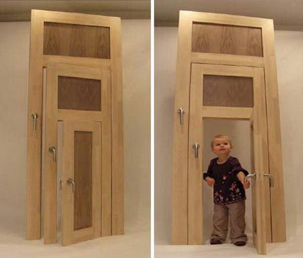 Дверь в двери