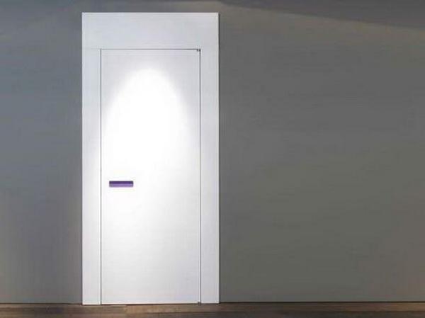 Невидимая дверь