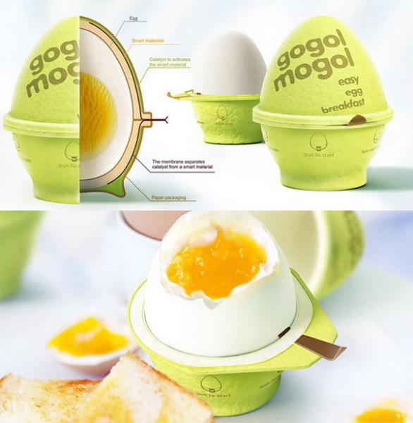 Многофункциональный контейнер для яиц