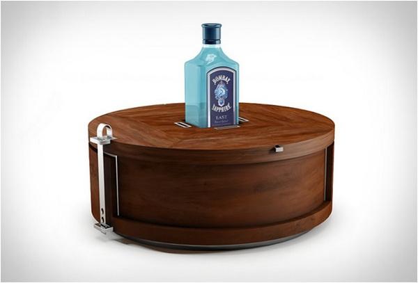 бар Gin Wheel для тех, кто любит джин