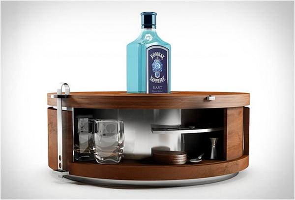 бар Gin Wheel для любителей джина