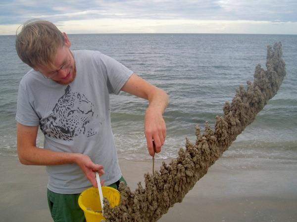 Sandcastle Matt.