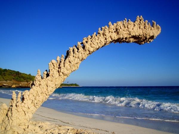 Творчество скульптора Sandcastle Matt.