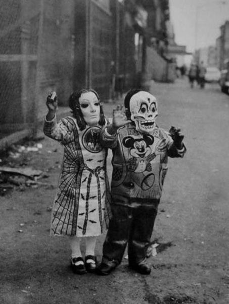 Хэллоуин в стиле