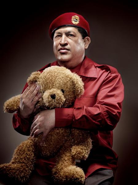 Уго Чавес.