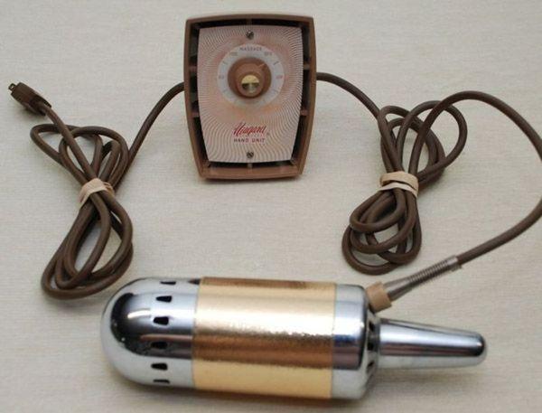 Первый вибратор - лекарство от истерии