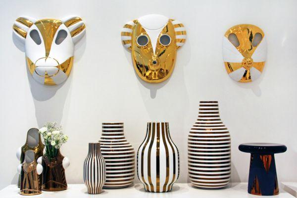 Коллекция изделий из керамики