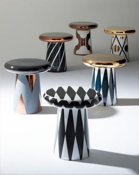 Столы из керамики