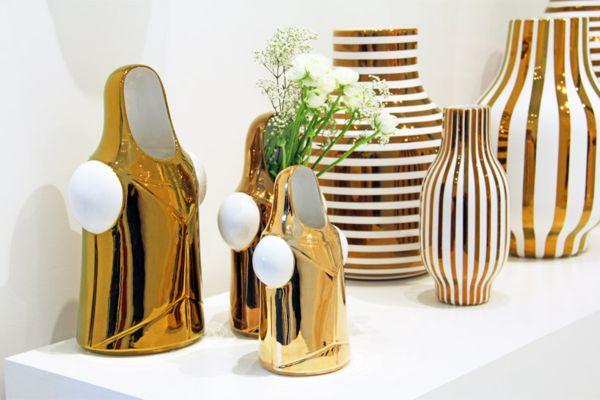Вазы из керамики