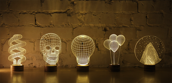 Коллекция светильников Bulbing.