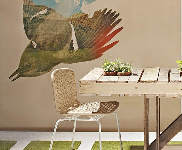 Столы из деревянных поддонов