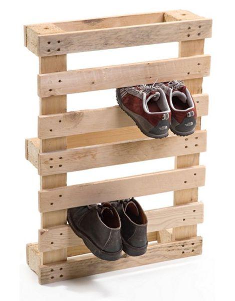 Вертикальный стеллаж для обуви