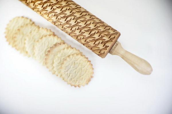 Фигурные скалки от дизайнера Zuzia Zuber.