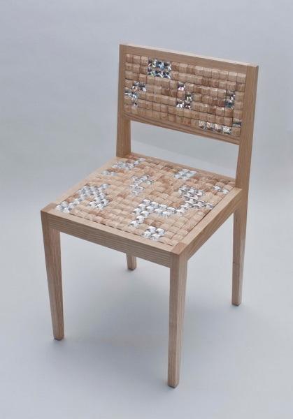"""Экологичные стулья """"Squishy"""" - иллюзия жесткости"""