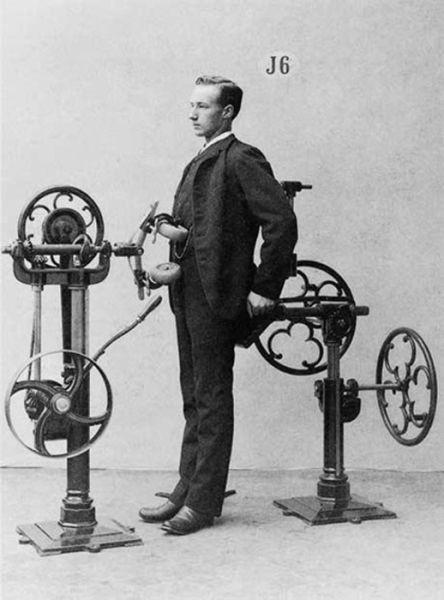 изобретение Густава Цандера