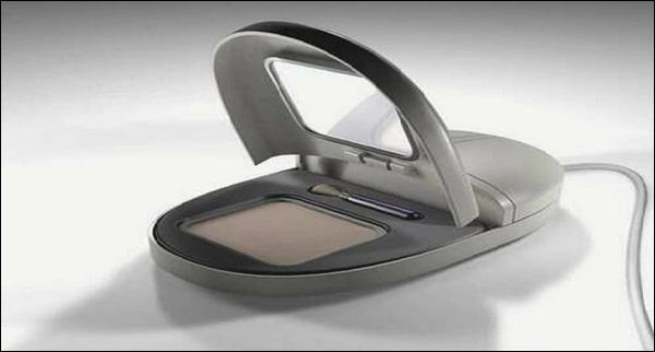 Компьютерная мышь для макияжа