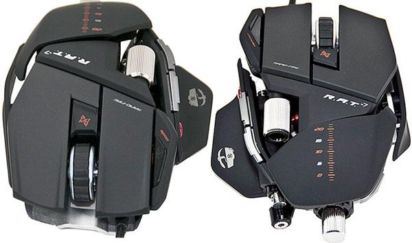Компьютерная мышь Cyborg R.A.T.