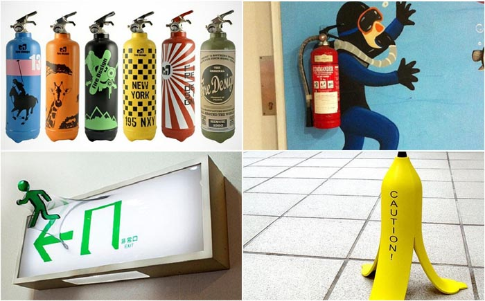 10 невероятно творческих подходов к технике безопасности