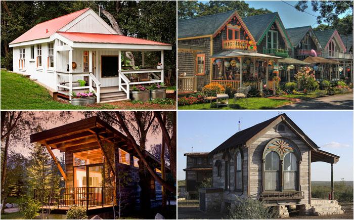 Как построить дом своей мечты: 15 удивительных примеров жилья своими руками