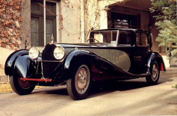 Type 41 Bugatti Royale, 193