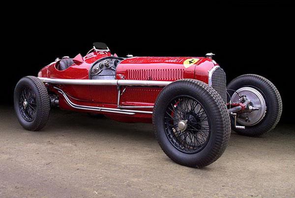 Alfa Romeo Tipo B, 1932