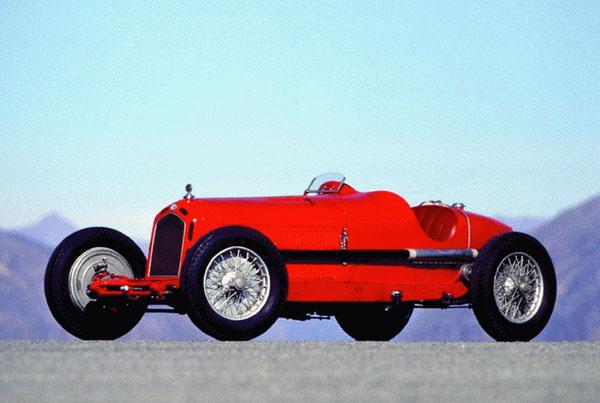 Alfa Romeo 8C 2300 Monza Spider Corsa, 1933