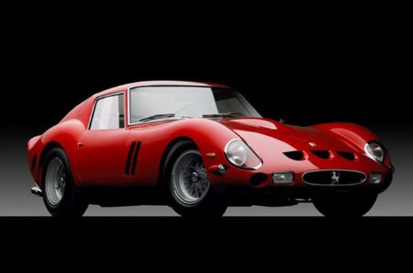 Ferrari 250 GTO, 1962