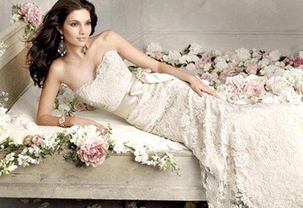 Свадебные платья от модных дизайнеров