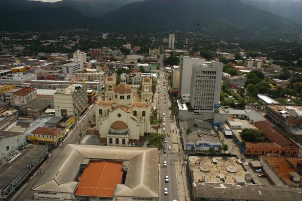 Центральный округ, Гондурас