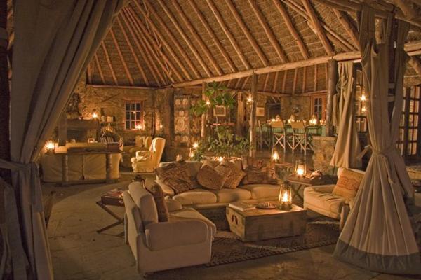 Лагерь Ya Kanzi, гора Килиманджаро