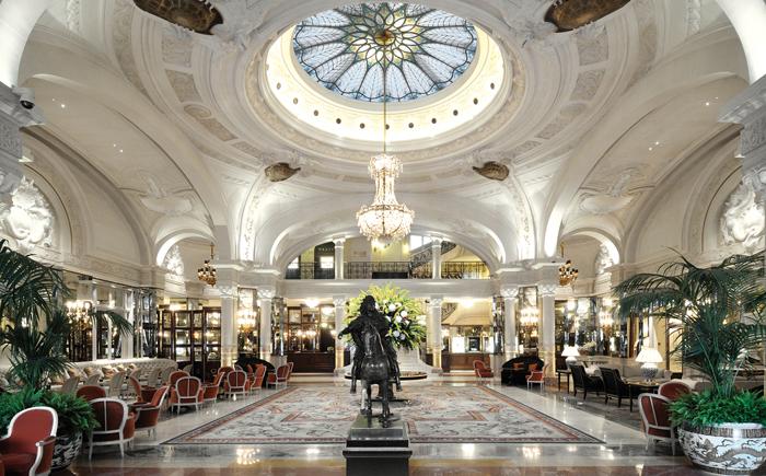Казино в отеле Paris, Монте-Карло, Монако
