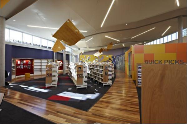 Библиотека Cooroy