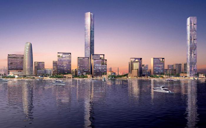Экономический город короля Абдулы – 86 миллиардов долларов