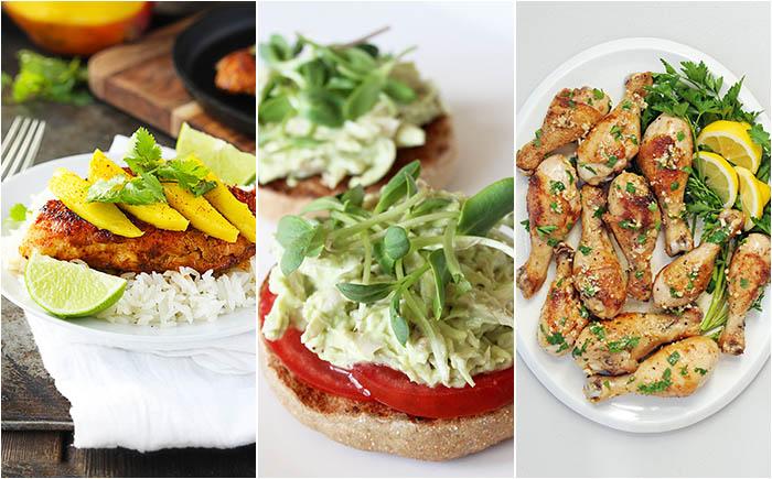 Всего пять ингредиентов: самые доступные и простые рецепты из курицы