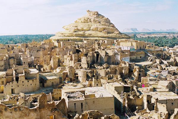 Курорт The Siwa Oasis, Египет