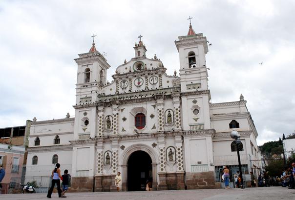 Церковь Iglesia Los Dolores - 18 век