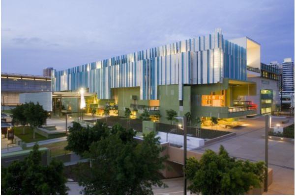 Государственная библиотека в Queensland