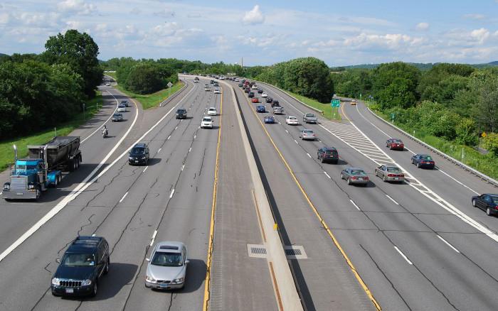 Система межштатных магистралей США – 459 миллиардов долларов