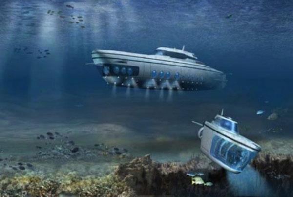 5 самых дорогих субмарин в мире