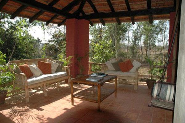 Лагерь Shergarh Tented, Madhya Pradesh, Индия