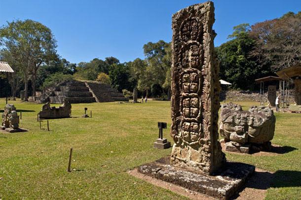 Древние памятники