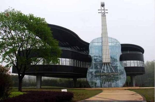 Piano House. Так будет выглядеть новый район города Хефей