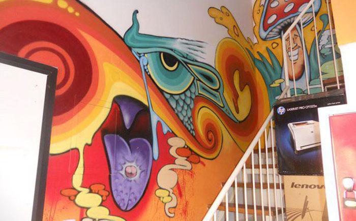 Хостел The MadHouse Hostel, Прага, Чехия