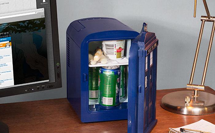 Холодильник TARDIS