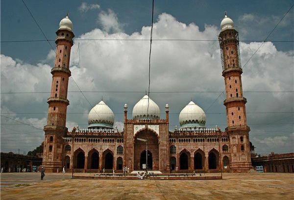 Мечеть Тадж-ул, Бхопал (Индия)