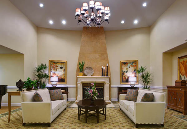 Общежитие для пожилых людей в Sherman Oaks, Калифорния
